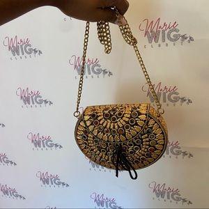 Cute metal bag